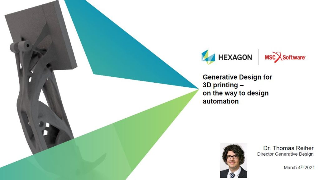 Thomas CAE-Forum MSC Hexagon
